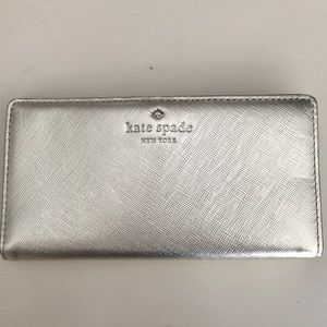 KATE SPADE GOLD WALLET BRAND NEW